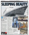 sleeping beauty newspaper article